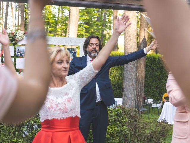 Il matrimonio di Diego e Letizia a Cantù, Como 119
