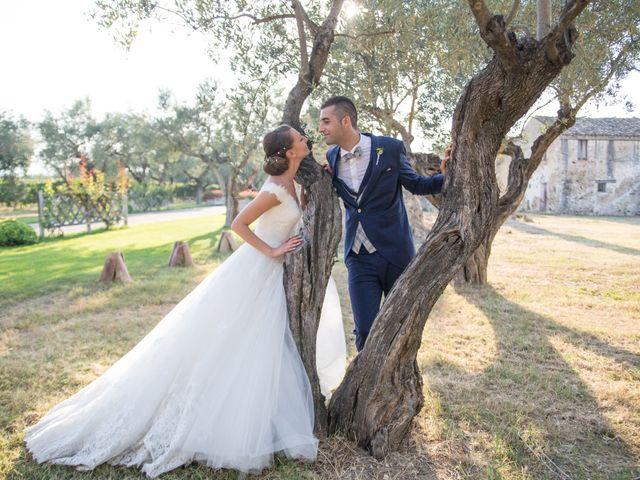 le nozze di Ilaria e Edoardo
