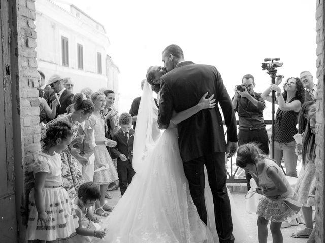 Il matrimonio di Edoardo e Ilaria a Miglianico, Chieti 21