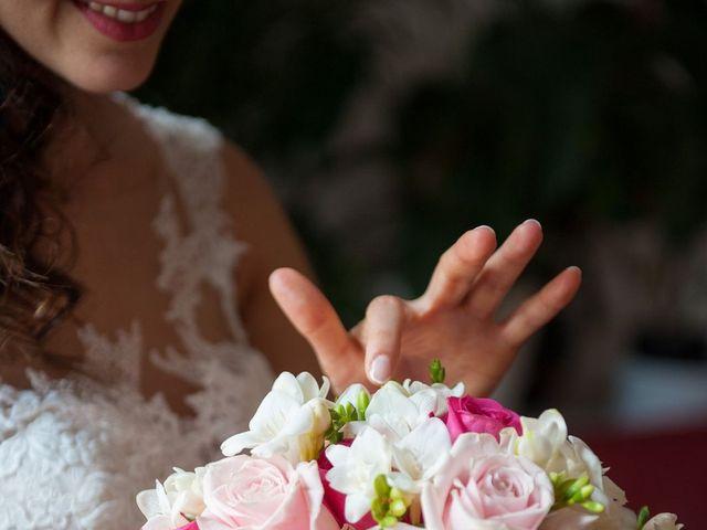 Il matrimonio di Valerio e Laura a Bracciano, Roma 24