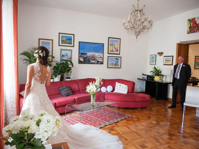 Il matrimonio di Valerio e Laura a Bracciano, Roma 26