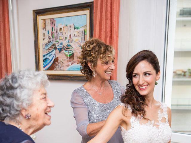 Il matrimonio di Valerio e Laura a Bracciano, Roma 27