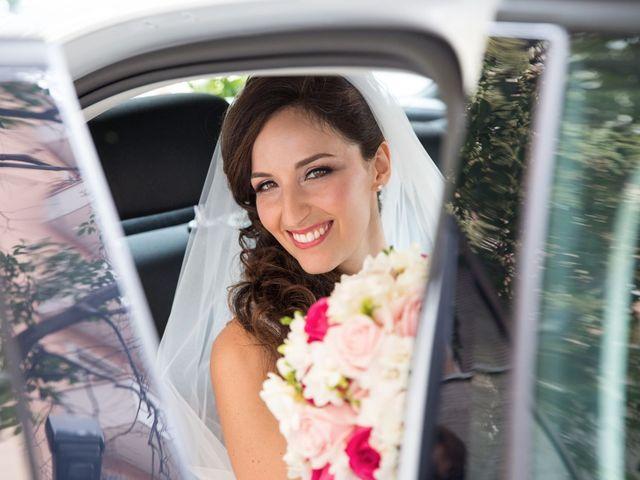 Il matrimonio di Valerio e Laura a Bracciano, Roma 32