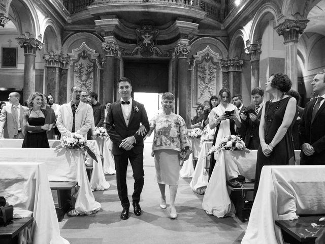 Il matrimonio di Valerio e Laura a Bracciano, Roma 36