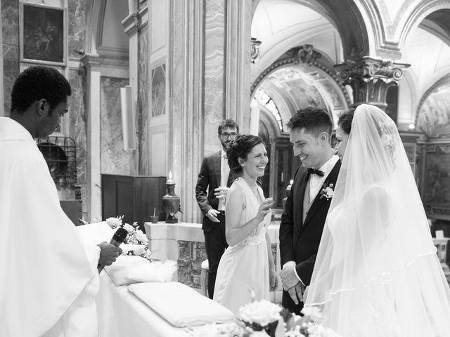 Il matrimonio di Valerio e Laura a Bracciano, Roma 42