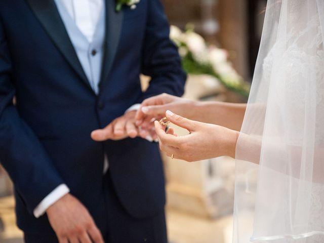 Il matrimonio di Valerio e Laura a Bracciano, Roma 44
