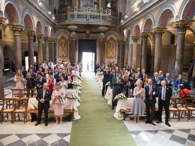 Il matrimonio di Valerio e Laura a Bracciano, Roma 48
