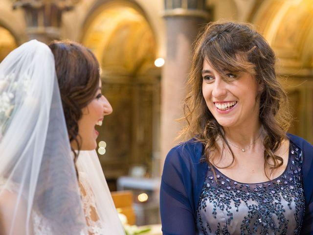 Il matrimonio di Valerio e Laura a Bracciano, Roma 49