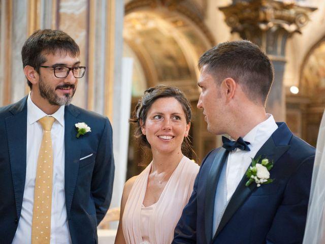 Il matrimonio di Valerio e Laura a Bracciano, Roma 52