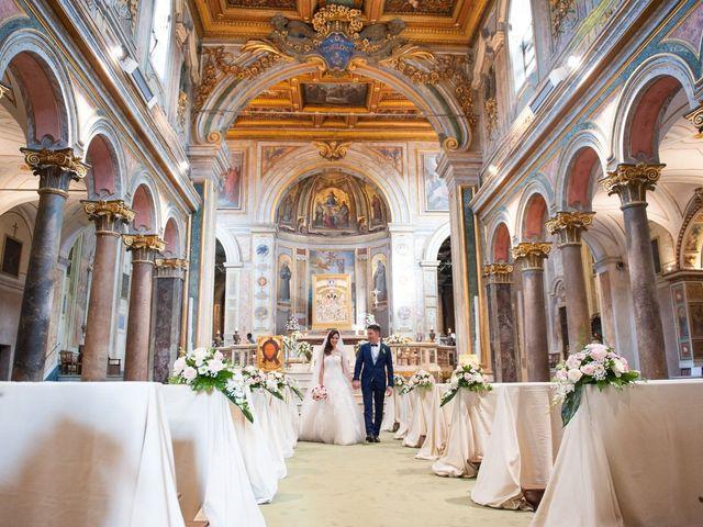 Il matrimonio di Valerio e Laura a Bracciano, Roma 55