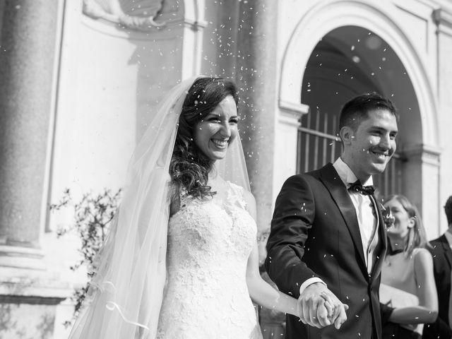 Il matrimonio di Valerio e Laura a Bracciano, Roma 58