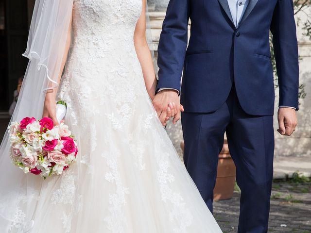 Il matrimonio di Valerio e Laura a Bracciano, Roma 60