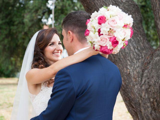 Il matrimonio di Valerio e Laura a Bracciano, Roma 64