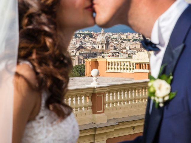 Il matrimonio di Valerio e Laura a Bracciano, Roma 67