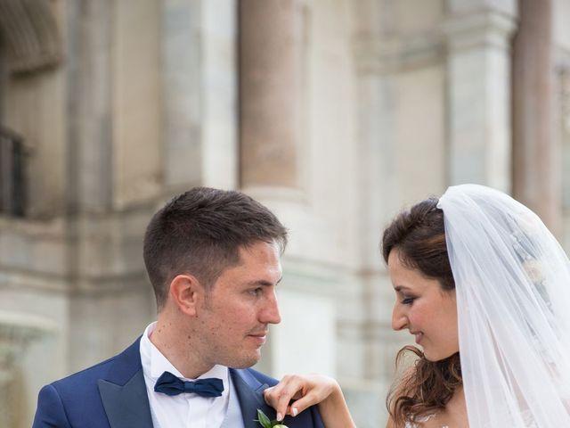 Il matrimonio di Valerio e Laura a Bracciano, Roma 68