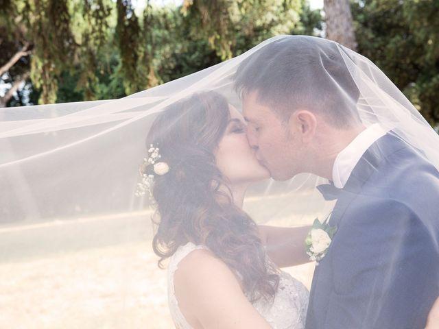 Il matrimonio di Valerio e Laura a Bracciano, Roma 74