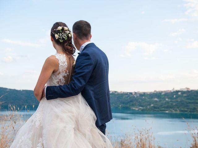 Il matrimonio di Valerio e Laura a Bracciano, Roma 76