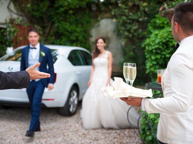 Il matrimonio di Valerio e Laura a Bracciano, Roma 79