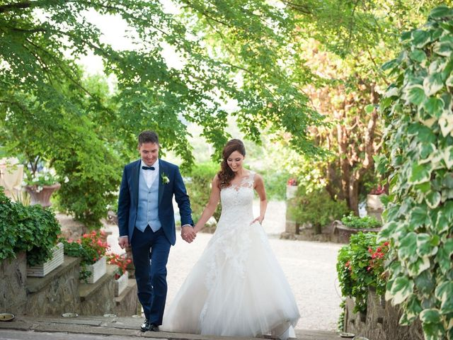 Il matrimonio di Valerio e Laura a Bracciano, Roma 81