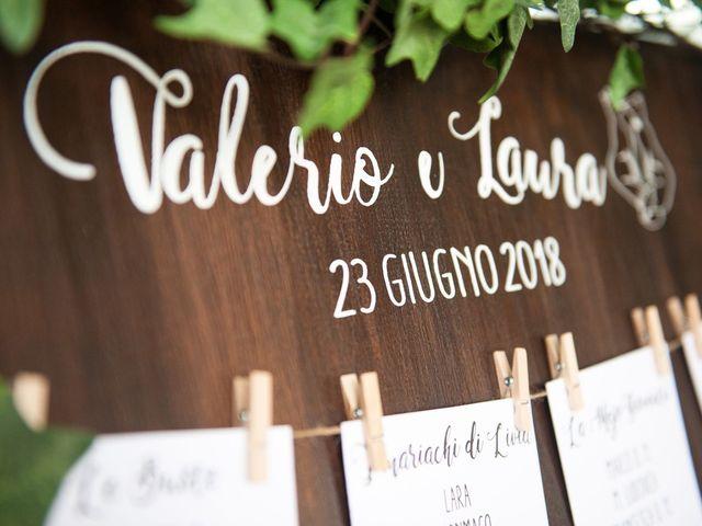 Il matrimonio di Valerio e Laura a Bracciano, Roma 82