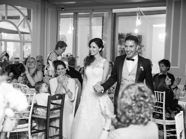 Il matrimonio di Valerio e Laura a Bracciano, Roma 96