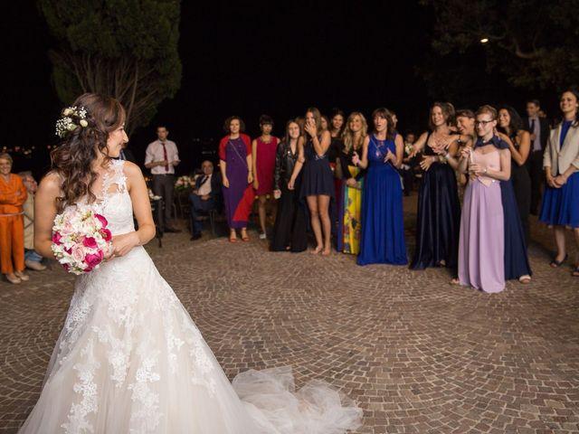 Il matrimonio di Valerio e Laura a Bracciano, Roma 112