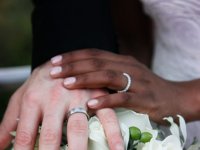 Le nozze di Sonali e Jon
