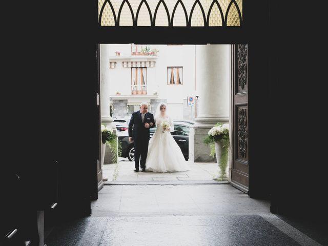Il matrimonio di Antonino e Elena a Santhià, Vercelli 14