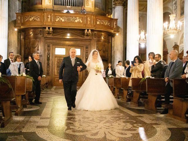 Il matrimonio di Antonino e Elena a Santhià, Vercelli 15