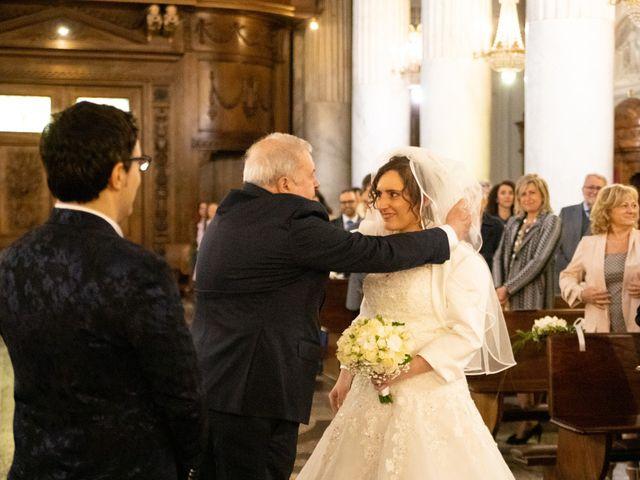 Il matrimonio di Antonino e Elena a Santhià, Vercelli 16