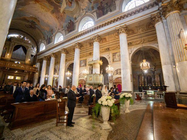 Il matrimonio di Antonino e Elena a Santhià, Vercelli 17