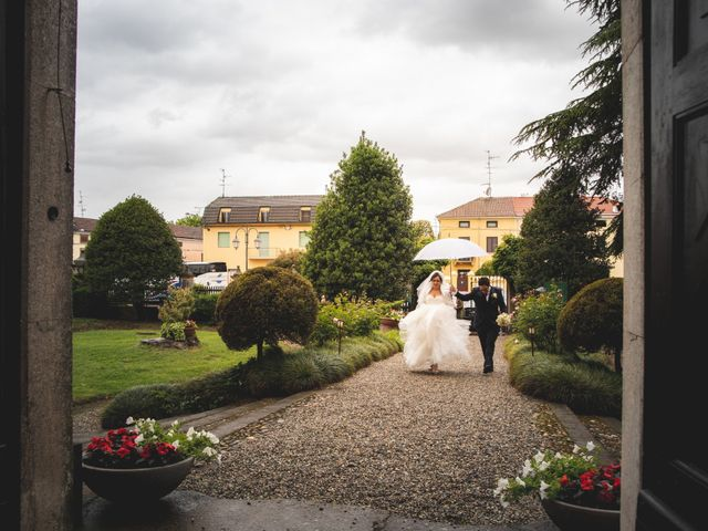 Il matrimonio di Antonino e Elena a Santhià, Vercelli 22