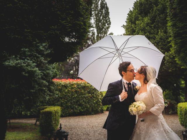 Il matrimonio di Antonino e Elena a Santhià, Vercelli 24