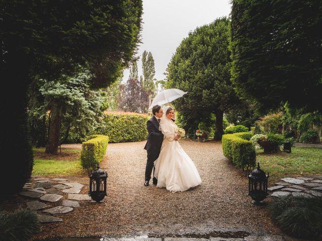 Il matrimonio di Antonino e Elena a Santhià, Vercelli 25