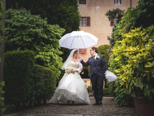 Il matrimonio di Antonino e Elena a Santhià, Vercelli 27