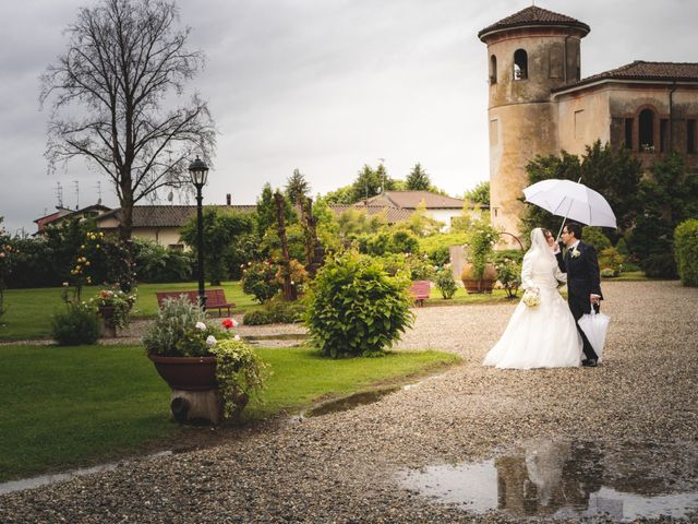 Il matrimonio di Antonino e Elena a Santhià, Vercelli 29