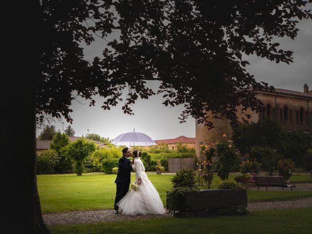 Il matrimonio di Antonino e Elena a Santhià, Vercelli 37