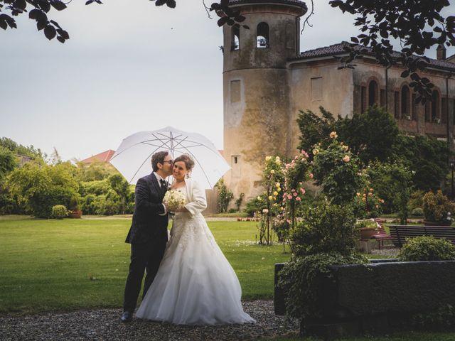 Il matrimonio di Antonino e Elena a Santhià, Vercelli 38