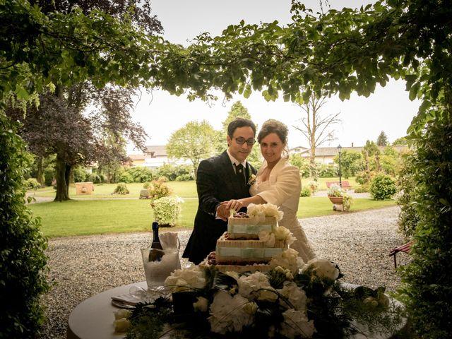 Il matrimonio di Antonino e Elena a Santhià, Vercelli 41