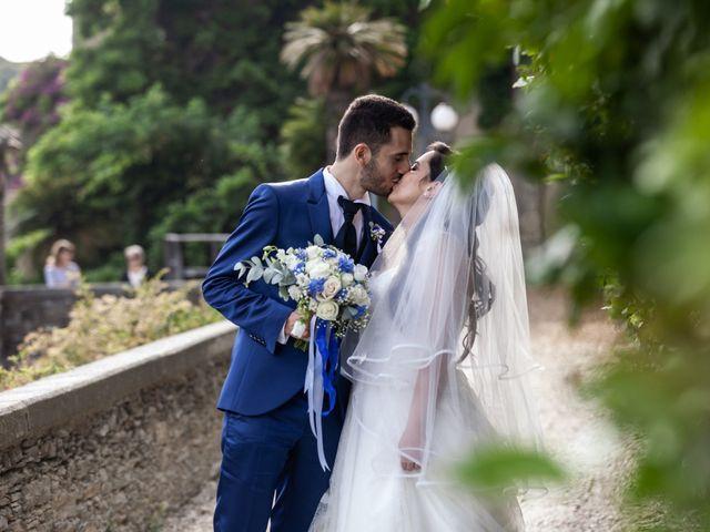Le nozze di Federica e Flavio