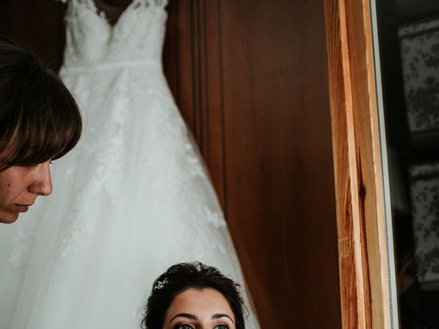 Il matrimonio di Liberato e Chiara a Cellino Attanasio, Teramo 23