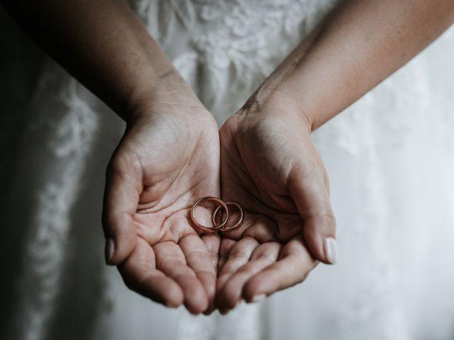Il matrimonio di Liberato e Chiara a Cellino Attanasio, Teramo 30
