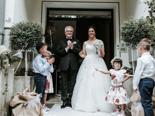 Il matrimonio di Liberato e Chiara a Cellino Attanasio, Teramo 36