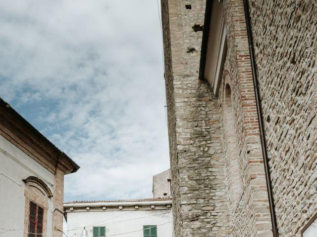 Il matrimonio di Liberato e Chiara a Cellino Attanasio, Teramo 37