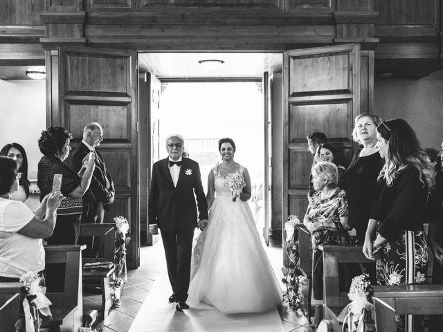 Il matrimonio di Liberato e Chiara a Cellino Attanasio, Teramo 39