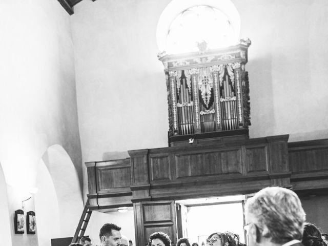 Il matrimonio di Liberato e Chiara a Cellino Attanasio, Teramo 40