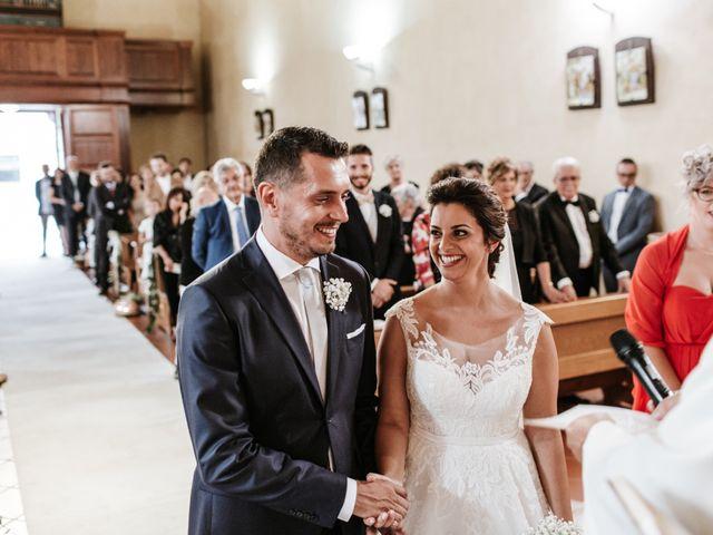 Il matrimonio di Liberato e Chiara a Cellino Attanasio, Teramo 42