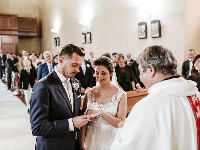 Il matrimonio di Liberato e Chiara a Cellino Attanasio, Teramo 43