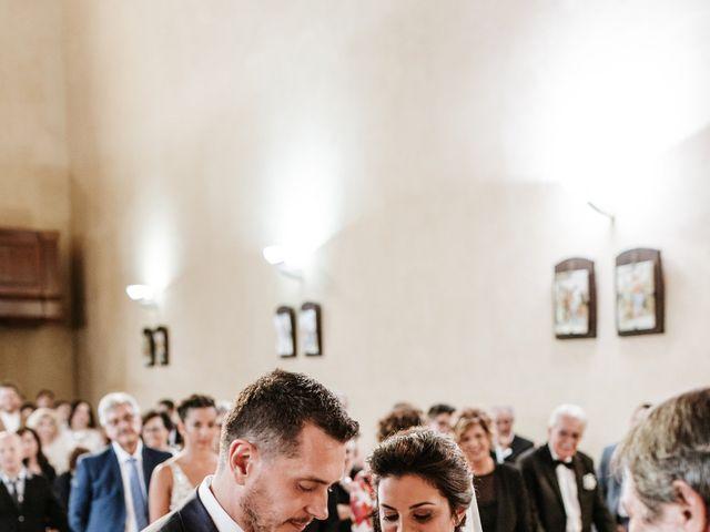Il matrimonio di Liberato e Chiara a Cellino Attanasio, Teramo 44