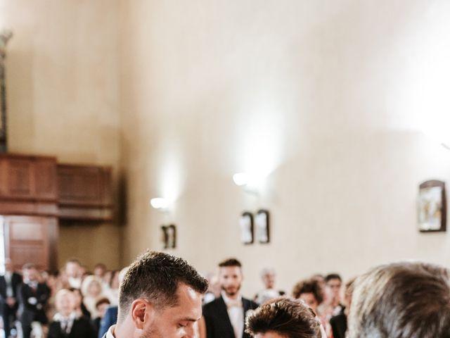 Il matrimonio di Liberato e Chiara a Cellino Attanasio, Teramo 45